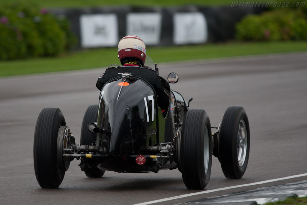 Maserati 6CM - Chassis: 1547  - 2011 Goodwood Revival