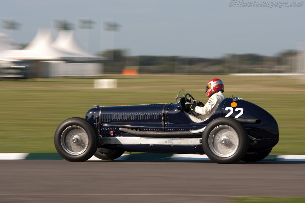 Maserati 8CM - Chassis: 3013  - 2011 Goodwood Revival