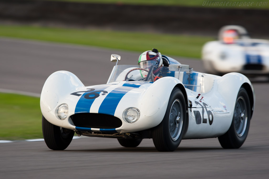 Maserati Tipo 61 Birdcage - Chassis: 2457   - 2011 Goodwood Revival