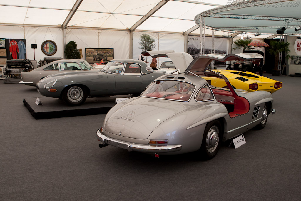 Mercedes-Benz 300 SL Coupe    - 2011 Goodwood Revival