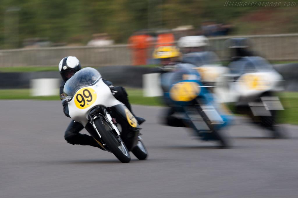 Norton Manx 500    - 2011 Goodwood Revival