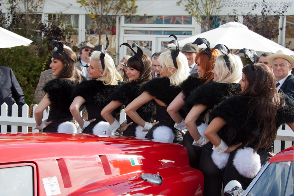 Playboy Bunnies    - 2011 Goodwood Revival