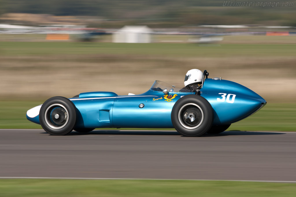 Scarab F1 Offenhauser - Chassis: '002'   - 2011 Goodwood Revival