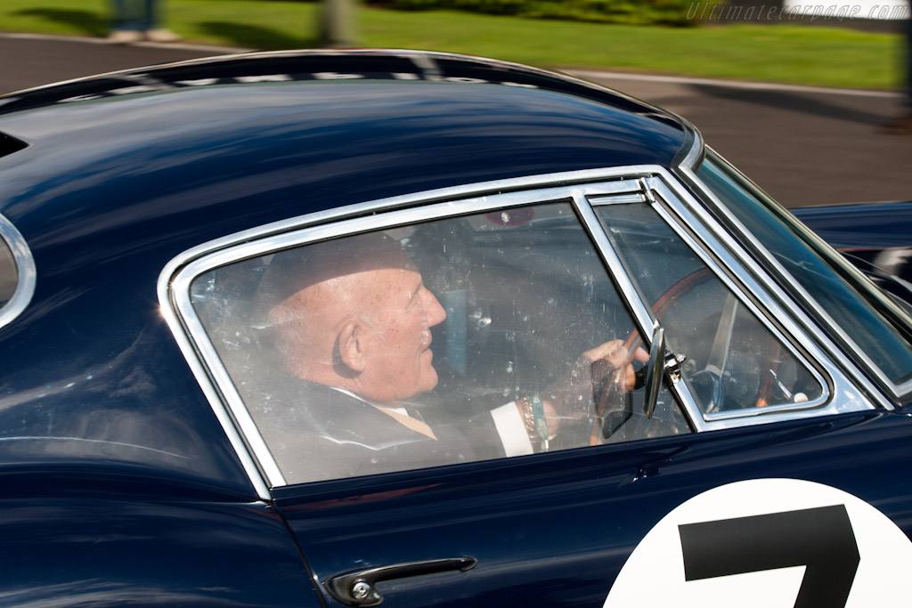 Sir Stirling Moss - Chassis: 2735GT   - 2011 Goodwood Revival