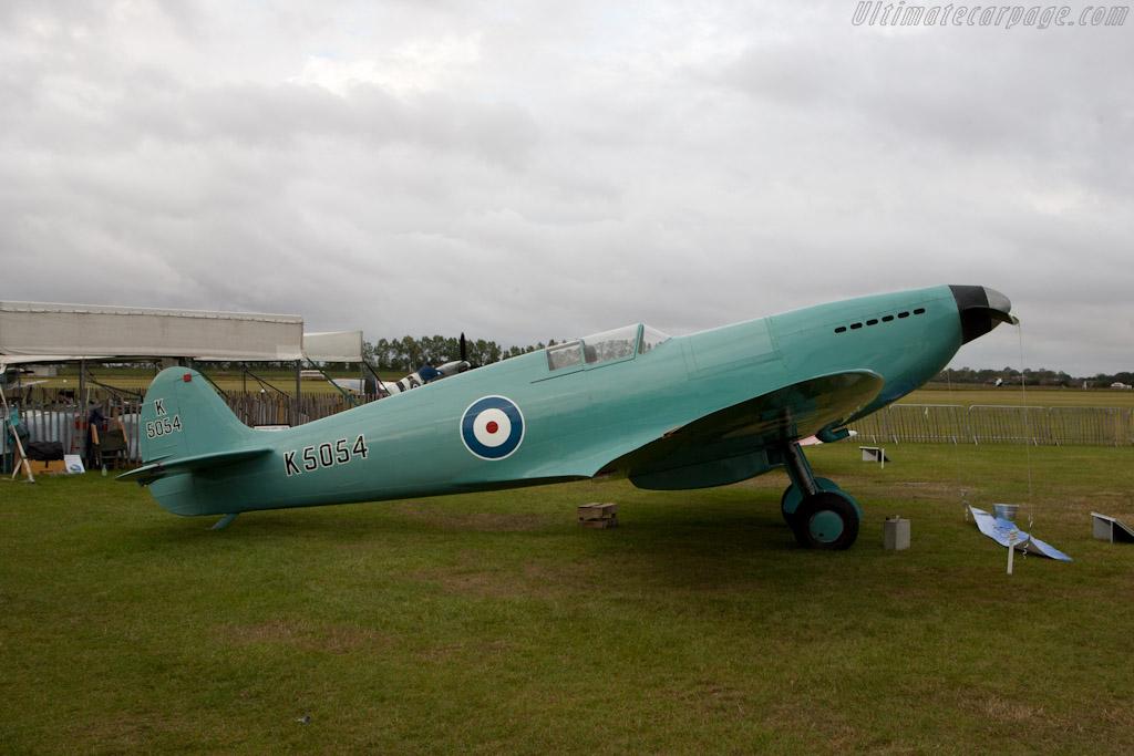 Spitfire Prototype Replica    - 2011 Goodwood Revival