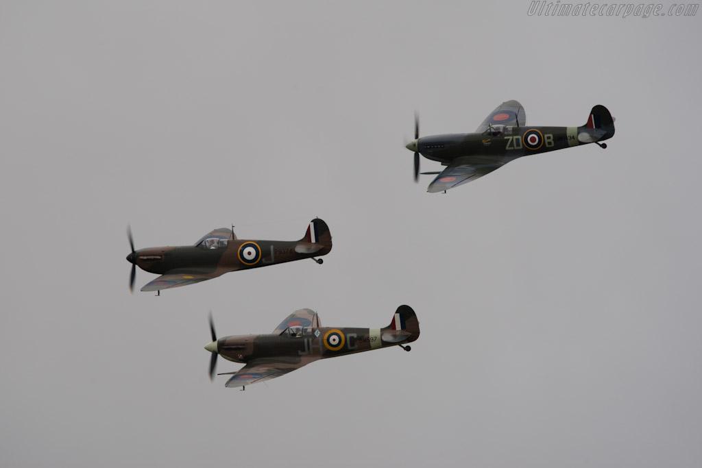 Spitfires    - 2011 Goodwood Revival