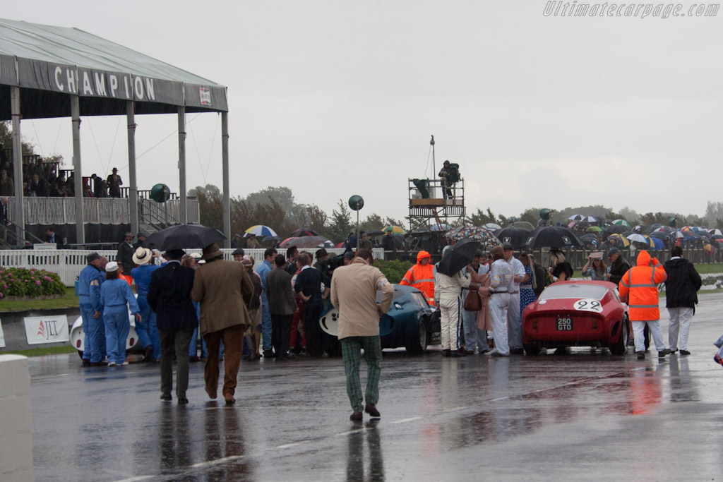 The winners    - 2011 Goodwood Revival