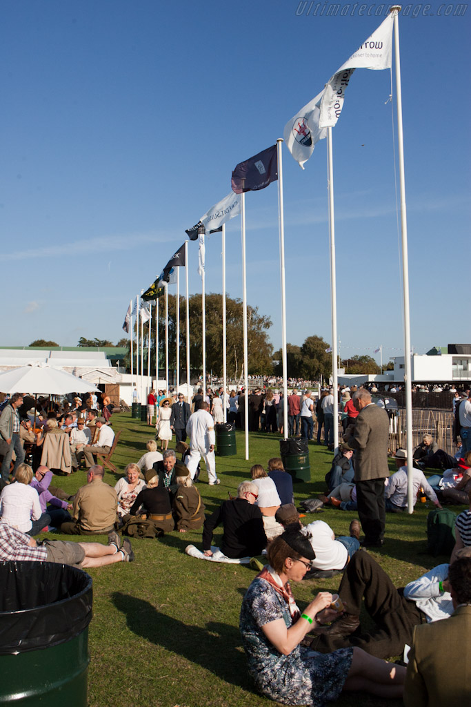 Welcome to Goodwood    - 2011 Goodwood Revival