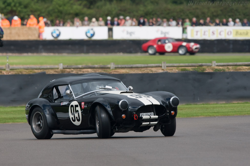 AC Shelby Cobra - Chassis: CSX2468   - 2012 Goodwood Revival