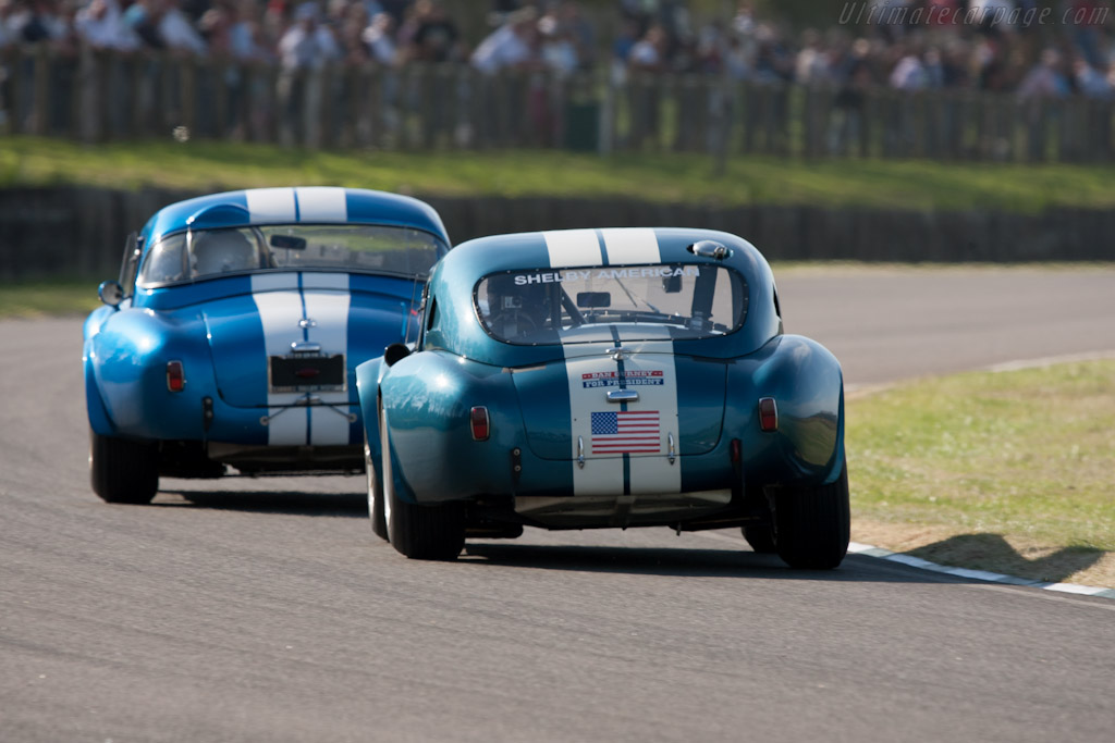 AC Shelby Cobra - Chassis: CSX2153   - 2012 Goodwood Revival