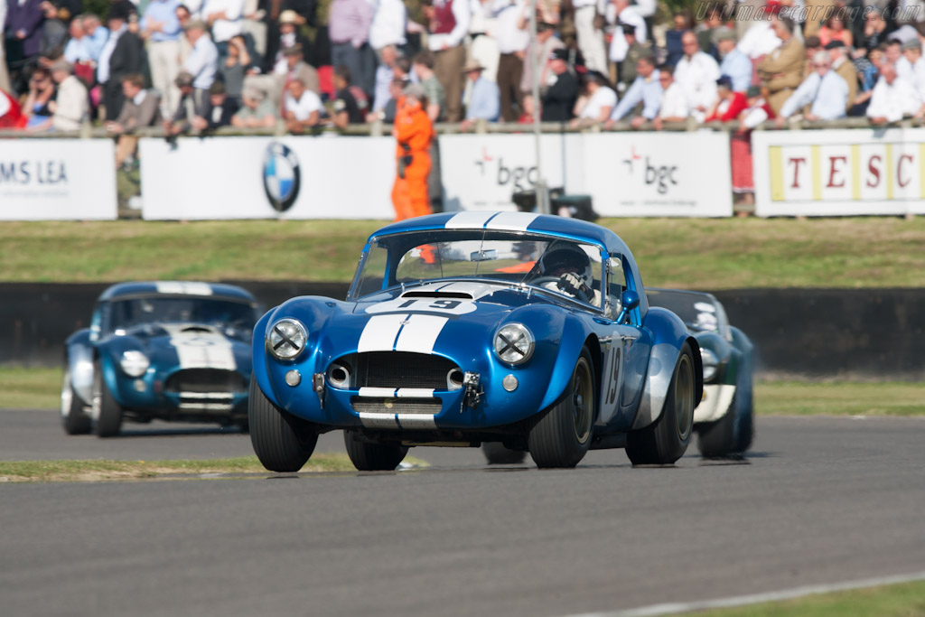 AC Shelby Cobra - Chassis: COX6013   - 2012 Goodwood Revival
