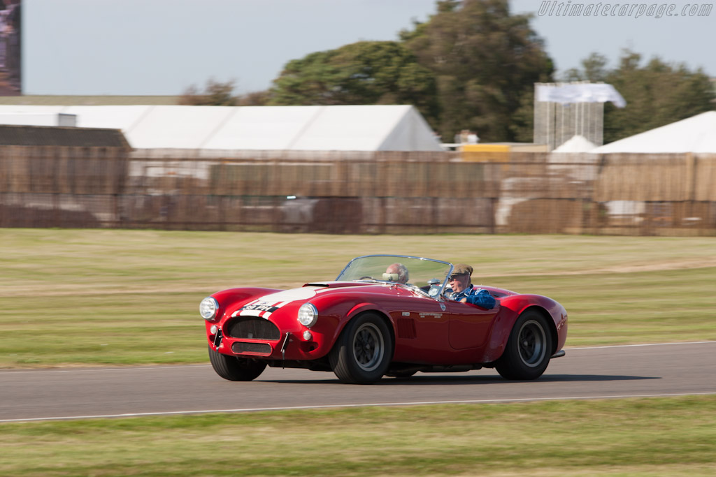 AC Shelby Cobra - Chassis: CS2131   - 2012 Goodwood Revival