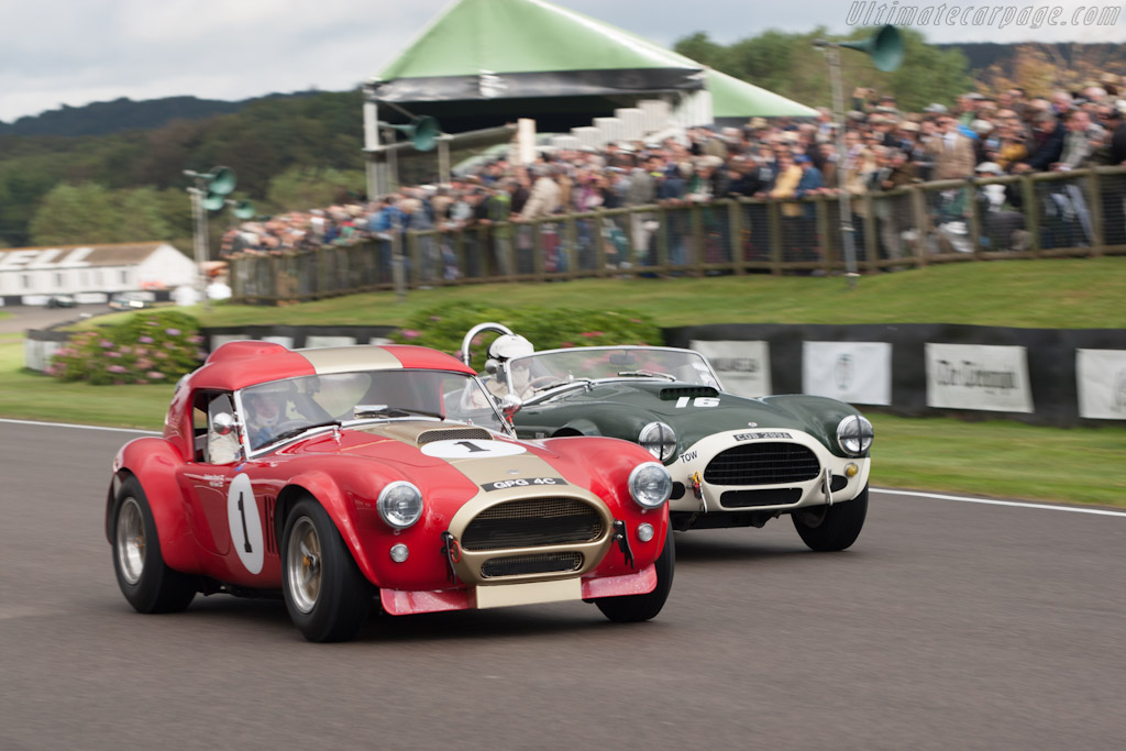 AC Shelby Cobra - Chassis: HEM6   - 2012 Goodwood Revival