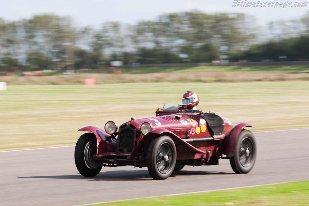 Alfa Romeo 8C 2300 Monza - Chassis: 2211120   - 2012 Goodwood Revival