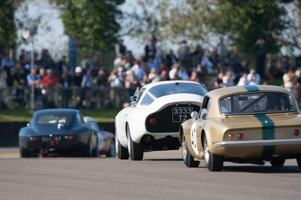 Alfa Romeo TZ - Chassis: AR750002   - 2012 Goodwood Revival