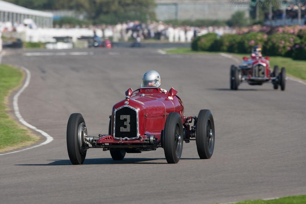 Alfa Romeo Tipo B P3 - Chassis: 50003   - 2012 Goodwood Revival