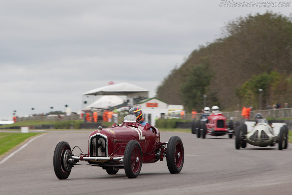 Alfa Romeo Tipo B P3 - Chassis: 50005   - 2012 Goodwood Revival