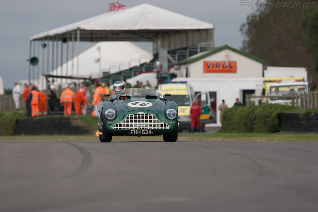 Aston Martin DB3 - Chassis: DB3/6   - 2012 Goodwood Revival