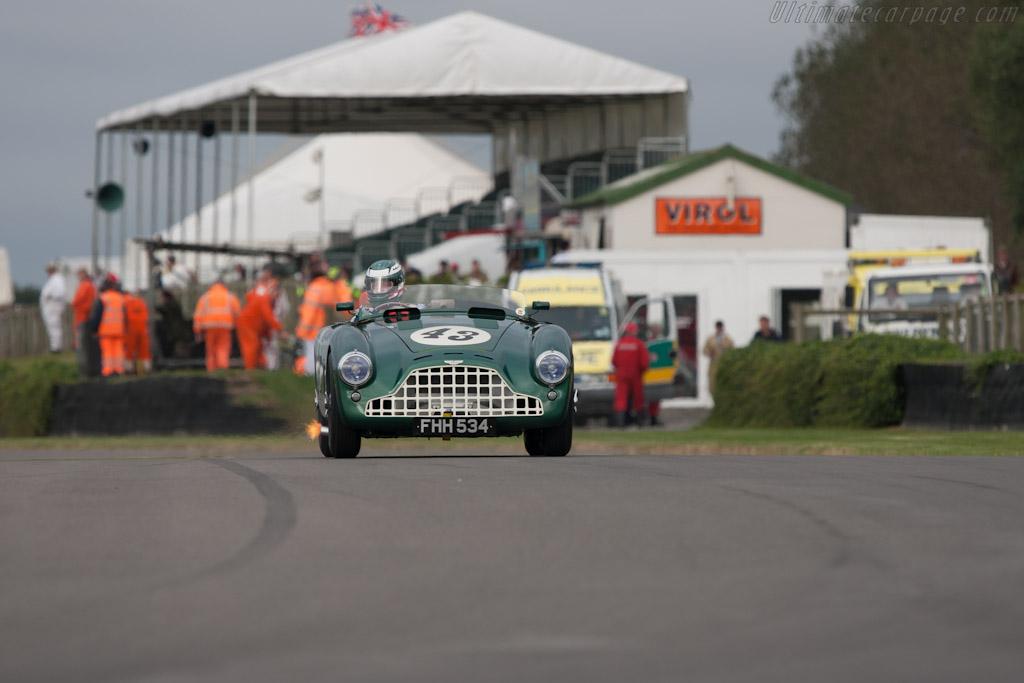 Aston Martin DB3 - Chassis: DB3/6  - 2012 Goodwood Revival