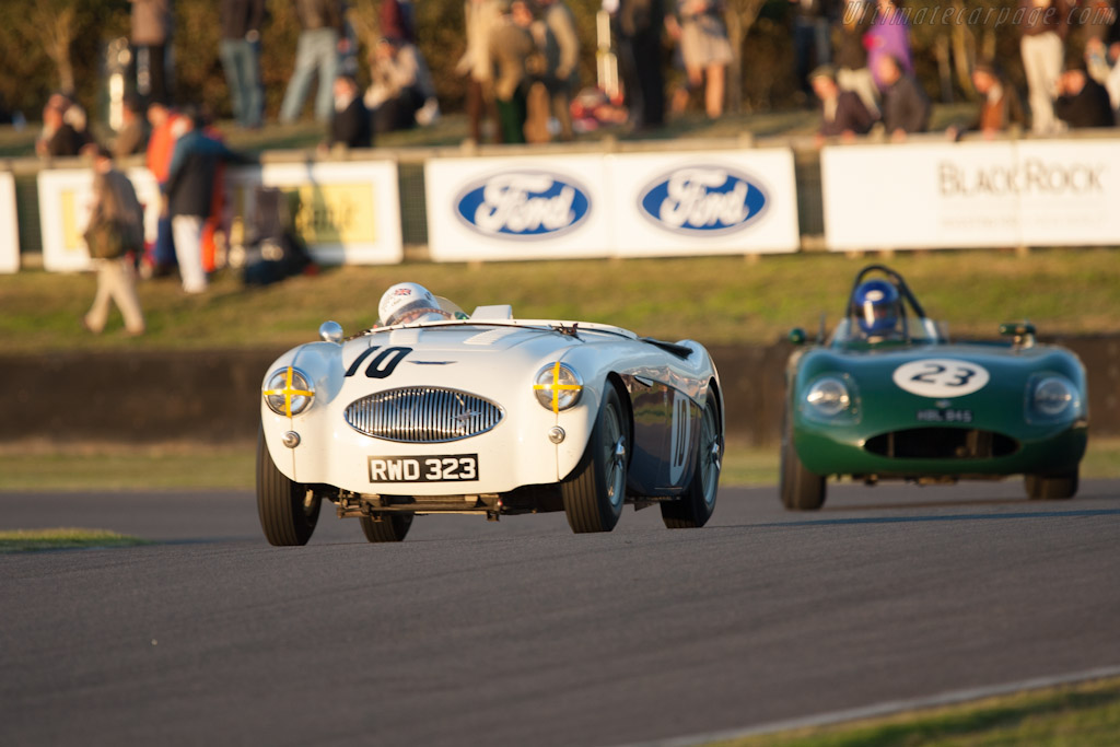 Austin Healey 100S - Chassis: AHS 3704   - 2012 Goodwood Revival