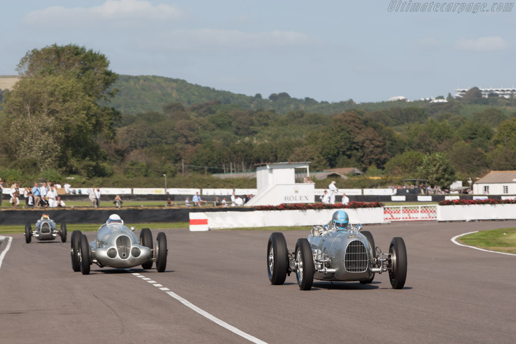 Auto Union Type A    - 2012 Goodwood Revival