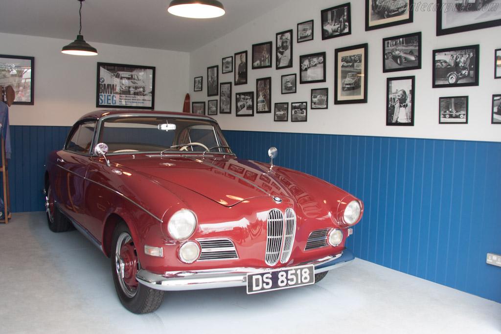 BMW Garage    - 2012 Goodwood Revival