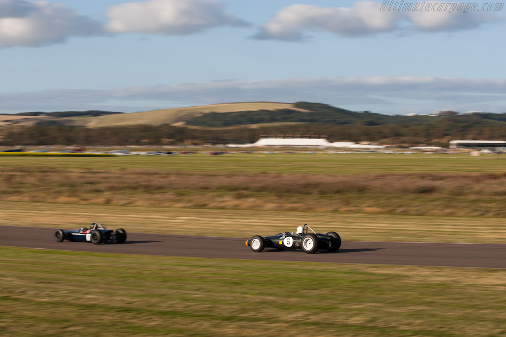 BRM P261    - 2012 Goodwood Revival