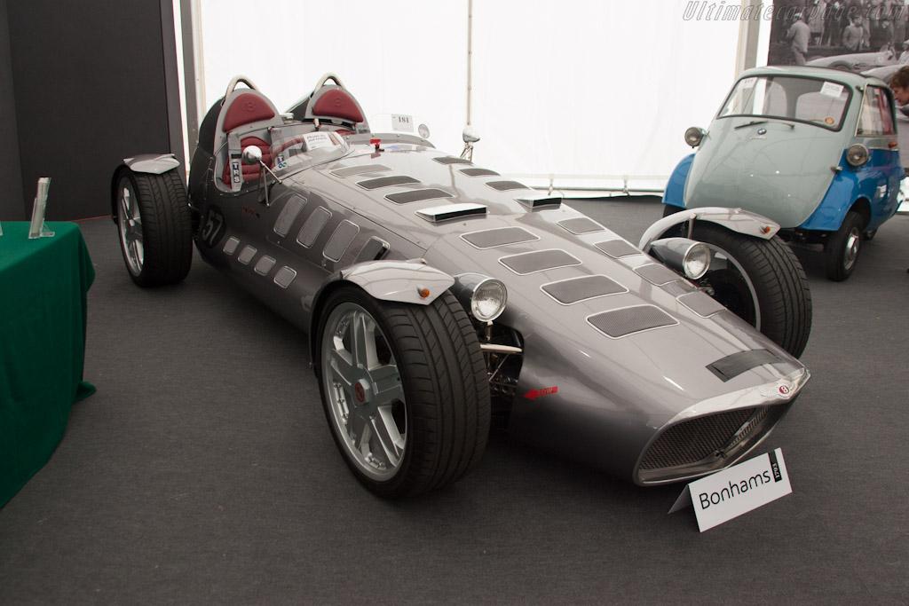 Bentley Mk VI Gibbs Special - Chassis: B210DA   - 2012 Goodwood Revival