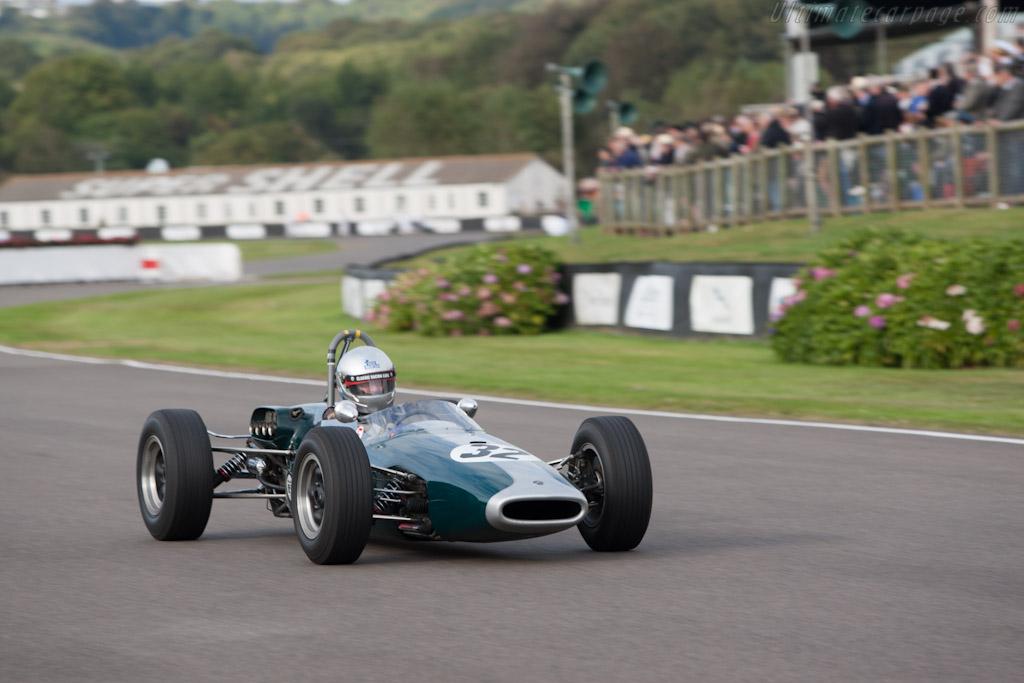 Brabham BT14 Climax    - 2012 Goodwood Revival