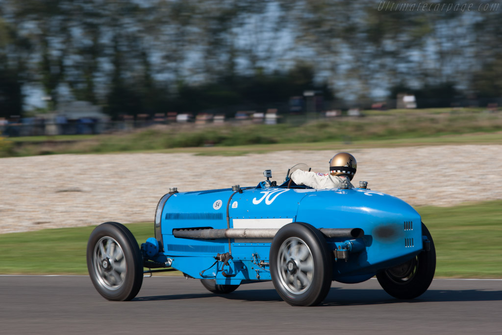 Bugatti Type 54 - Chassis: 54201   - 2012 Goodwood Revival