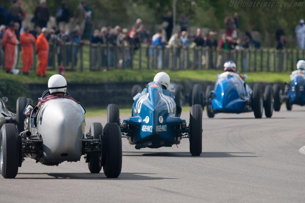Bugatti Type 59/50B III - Chassis: 441352   - 2012 Goodwood Revival