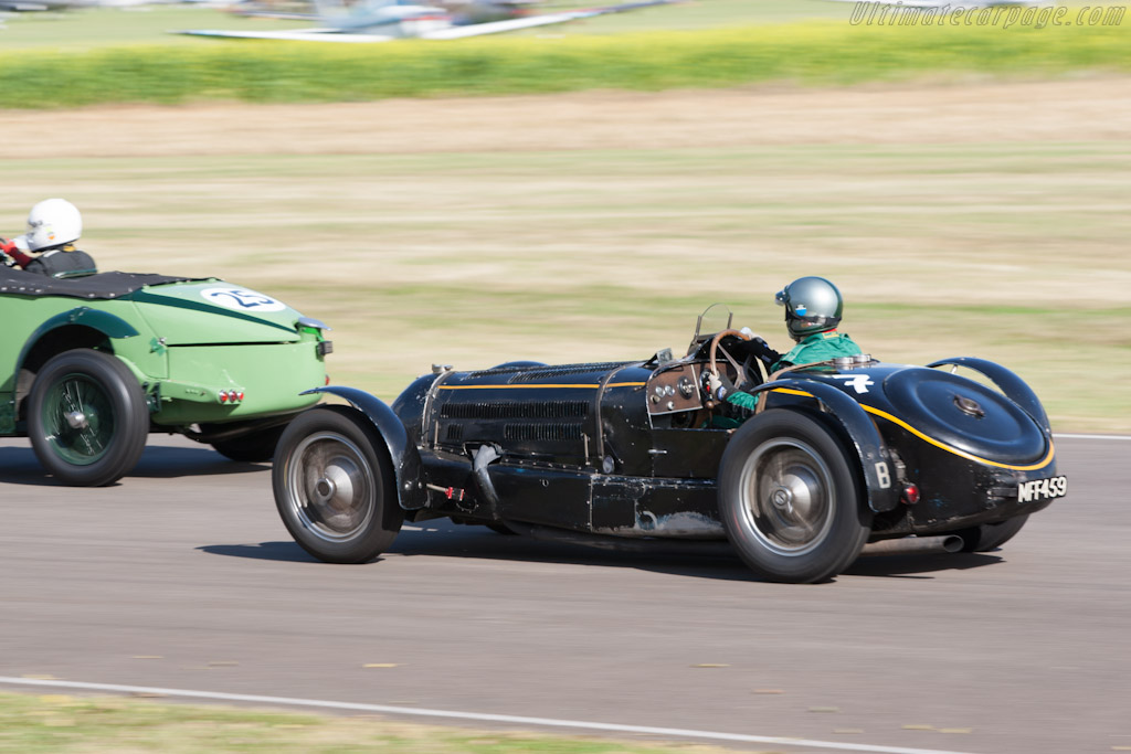 Race Car Trophy >> Bugatti Type 59 - Chassis: 57248 - 2012 Goodwood Revival