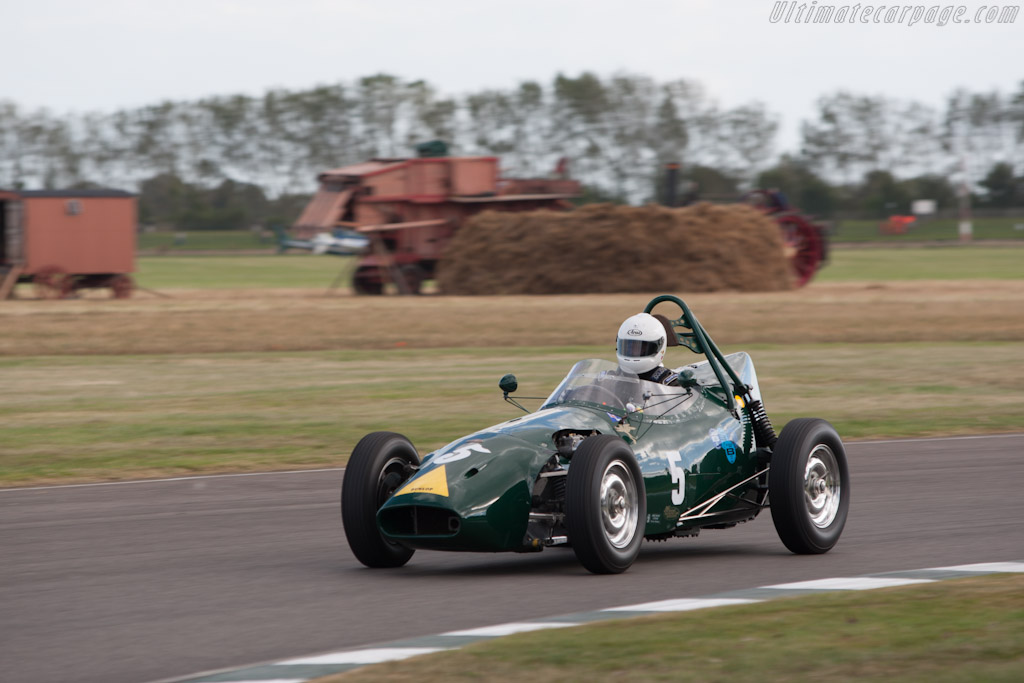 Race Car Trophy >> Connaught C-Type - 2012 Goodwood Revival