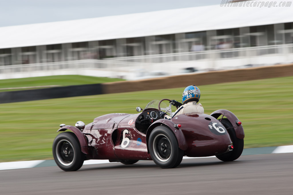 Race Car Trophy >> Cooper T24/5 Bristol - 2012 Goodwood Revival