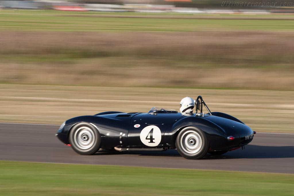 Cooper T38 Jaguar    - 2012 Goodwood Revival