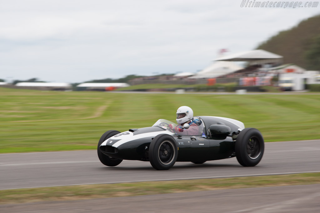 Cooper T51 Climax    - 2012 Goodwood Revival