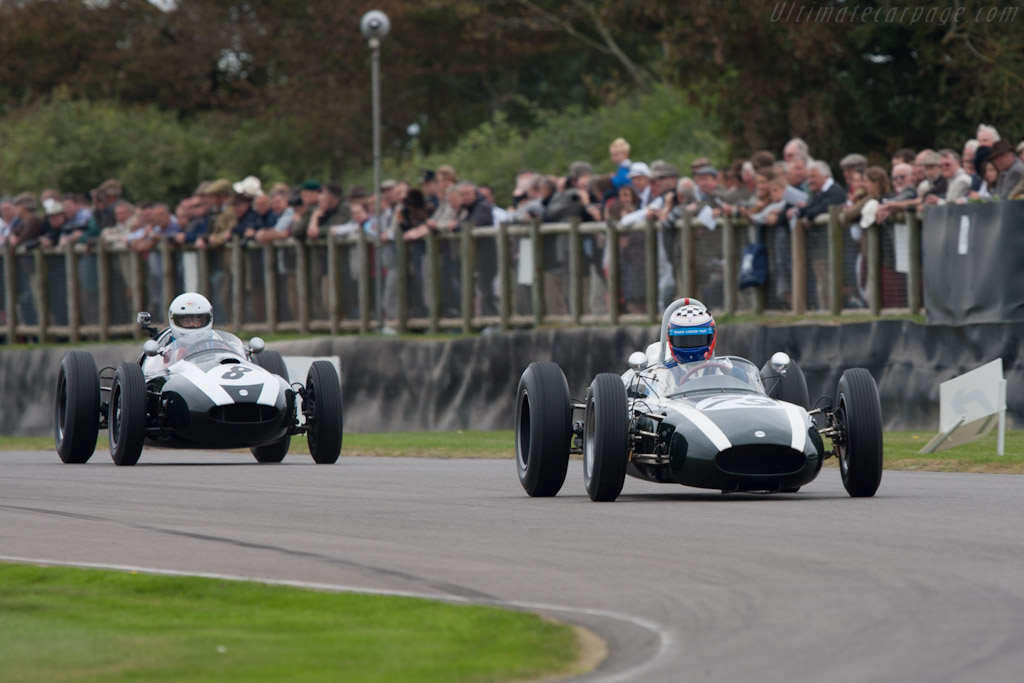 Cooper T53 Climax    - 2012 Goodwood Revival