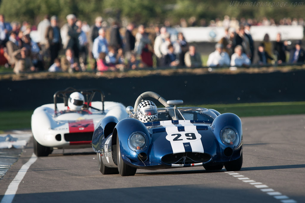 Cooper T61M Ford    - 2012 Goodwood Revival