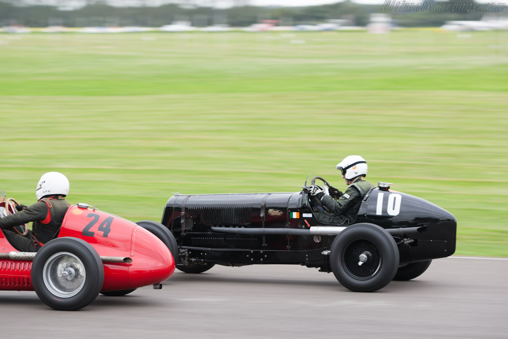 ERA R10B - Chassis: R10B   - 2012 Goodwood Revival