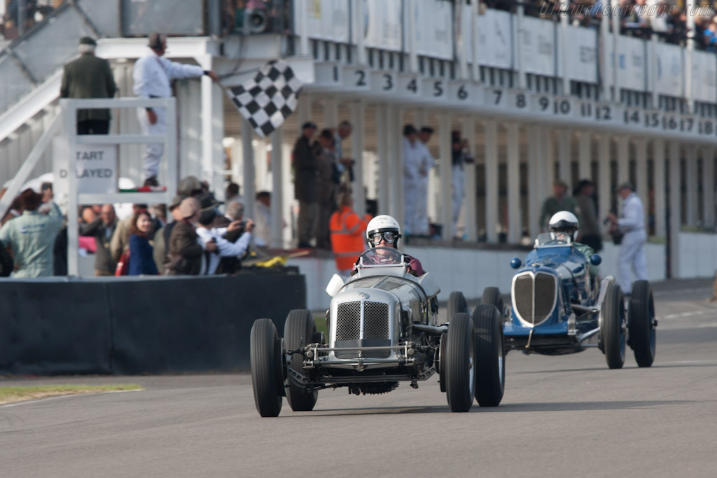 ERA R11B - Chassis: R11B   - 2012 Goodwood Revival