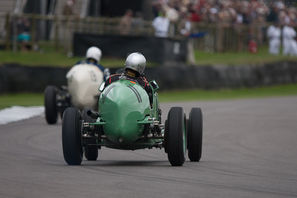 ERA R3A - Chassis: R3A   - 2012 Goodwood Revival