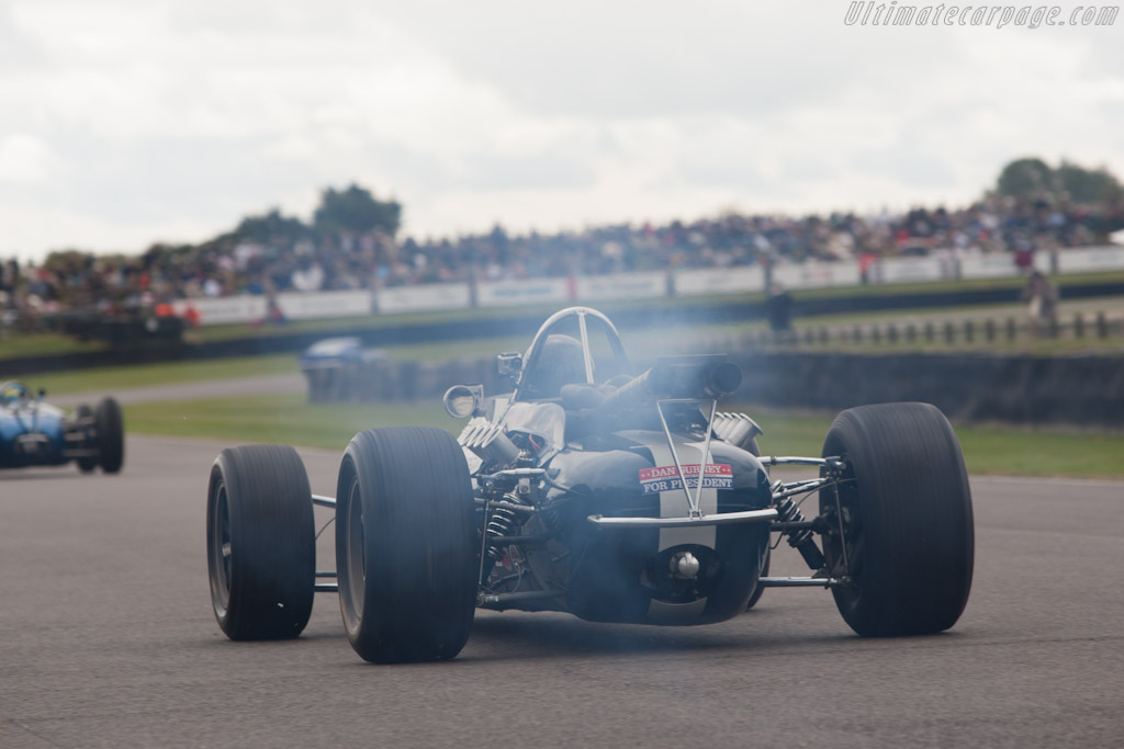 Eagle Mk2 Ford - Chassis: 201   - 2012 Goodwood Revival