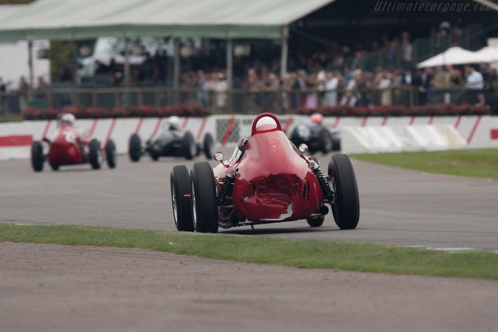Ferrari 246 Dino F1    - 2012 Goodwood Revival