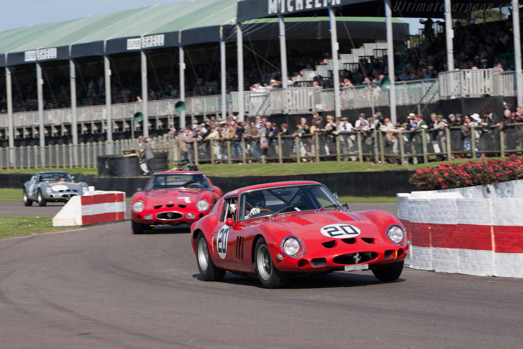 Ferrari 250 Gto Chassis 3729gt 2012 Goodwood Revival