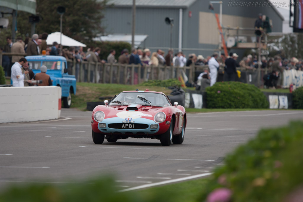 Ferrari 250 Gto Chassis 4399gt 2012 Goodwood Revival