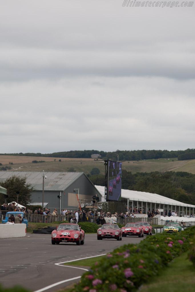 Ferrari 250 GTO - Chassis: 3729GT  - 2012 Goodwood Revival