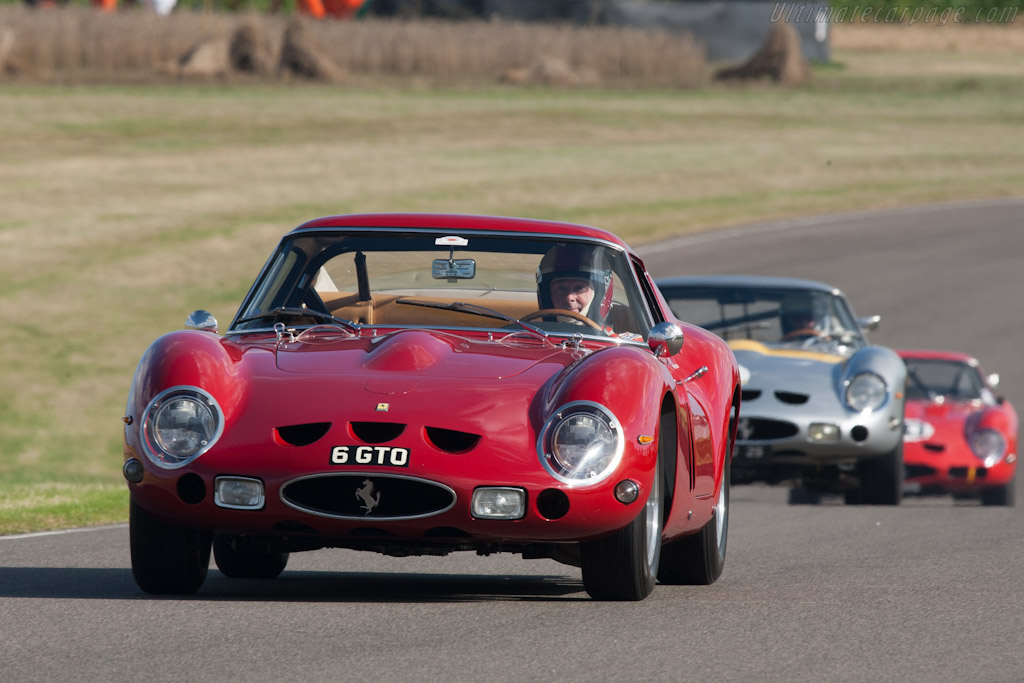 Ferrari 250 GTO - Chassis: 3527GT   - 2012 Goodwood Revival