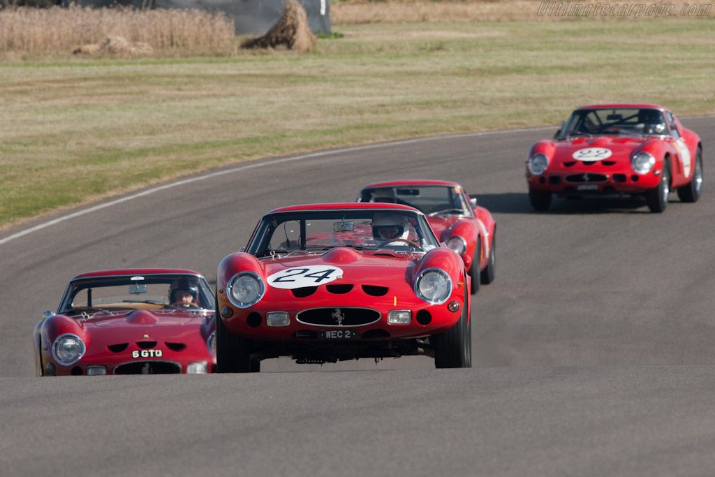 Ferrari 250 GTO - Chassis: 4293GT   - 2012 Goodwood Revival