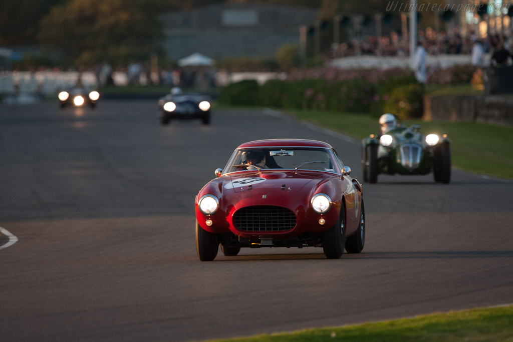 Ferrari 250 MM - Chassis: 0298MM   - 2012 Goodwood Revival