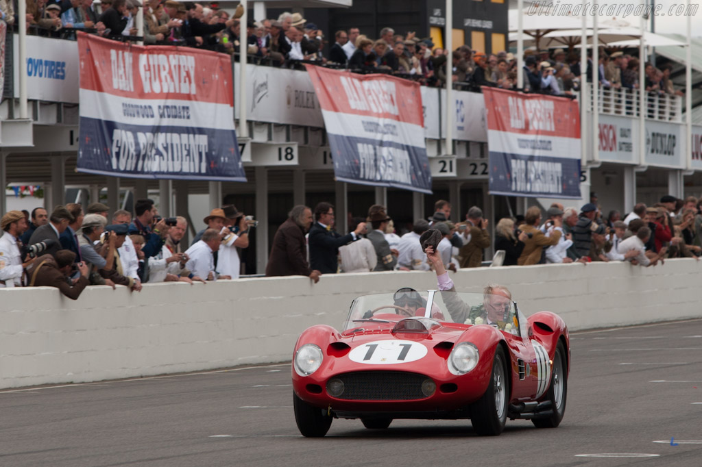 Ferrari 250 TR59 - Chassis: 0774TR   - 2012 Goodwood Revival